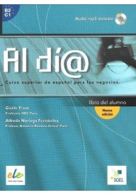 Al dia superior alumno Nueva edicion + CD mp3