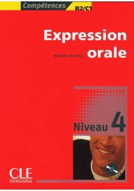 Expression orale 4 + CD audio