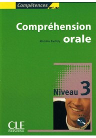 Comprehension orale 3 + CD audio