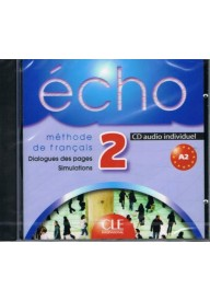 Echo 2 CD audio individuel