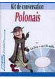 Kit de conversation Polonais livre + CD audio