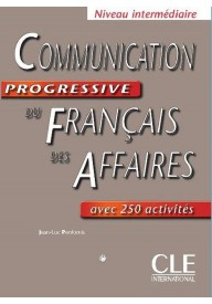 Communication progressive du francais des affaires książka