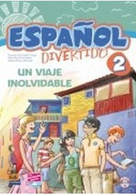 Espanol divertido 2 książka + CD audio
