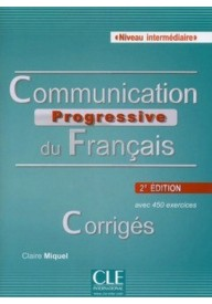Communication progressive intermediaire 2ed klucz