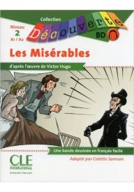 Miserables Niveau A1/A2 + CD Audio