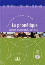 Phonetique + CD audio Audition, correction, prononciation