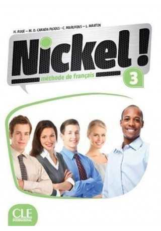 Nickel 3 podręcznik + płyta DVD ROM