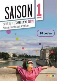 Saison 1 karta kodów 10 podręcznik