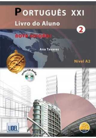 Portugues XXI 2 podręcznik + CD audio