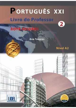 Portugues XXI 2 przewodnik metodyczny