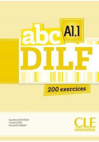 Abc DILF A1.1 200 exercices książka + płyta MP3