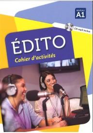 Edito A1 ćwiczenia+CD