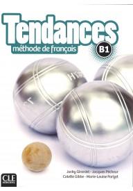 Tendances B1 podręcznik + DVD