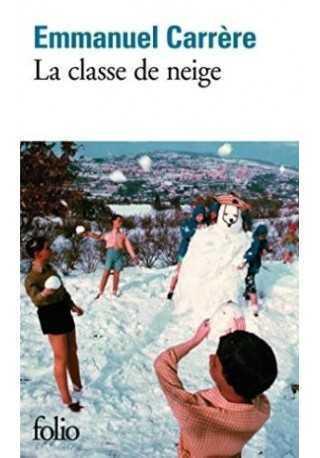 Classe de neige folio