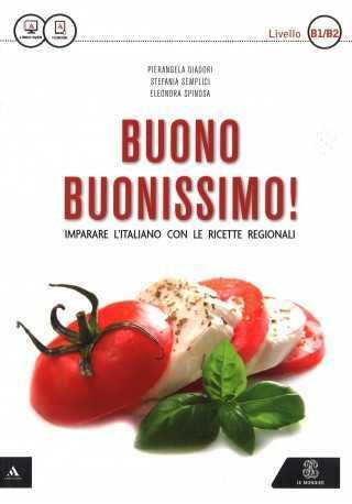 Buono buonissimo książka poziom B1/B2