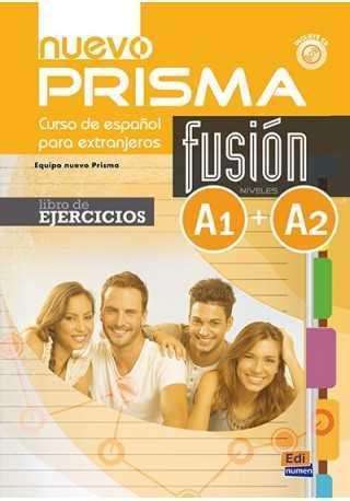 Nuevo Prisma fusion A1+A2 ćwiczenia