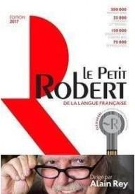 Petit Robert 2017 słownik + wersja elektroniczna