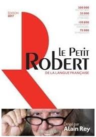 Petit Robert 2017