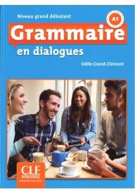 Grammaire en dialogues grand debutant 2ed + CD audio