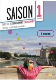 Saison 1 karta kodów 5 manual numerique premium