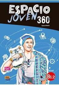 Espacio Joven 360˚ B1.2 podręcznik
