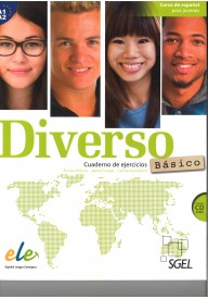 Diverso basico A1+A2 ćwiczenia + płyta CD audio
