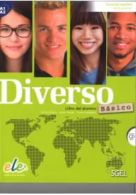 Diverso basico A1+A2 podręcznik + płyta MP3