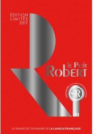 Dictionnaire Le Petit Robert de la langue francaise 2017 + klucz do wersji cyfrowej - Edycja limitowana