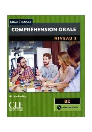 Comprehension orale 3 2ed + CD audio
