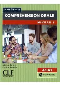 Comprehension orale niveau 1 2ed + CD A1/A2