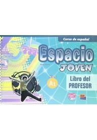 Espacio joven A1 przewodnik metodyczny