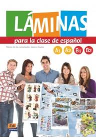 Laminas para la clase de espanol + CD ROM