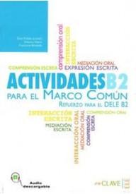Actividades para el MCER B2 książka + audio