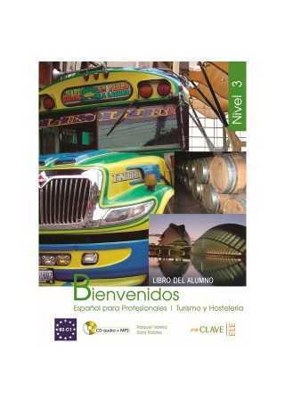 Bienvenidos 3 podręcznik + CD/MP3