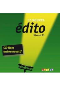 Edito B1 CD ROM
