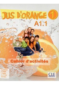 Jus d'orange 1 A1.1 ćwiczenia