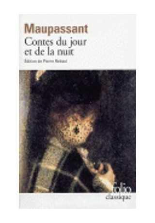 Contes du jour et de la nuit folio