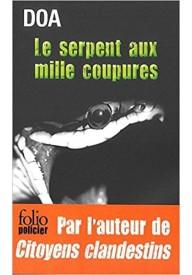 Serpent aux mille coupures folio policier