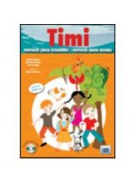 Timi podręcznik + CD audio