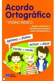 Acordo ortografico no ensino basico