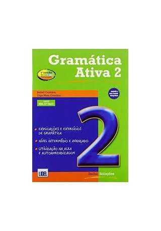 Gramatica ativa 2 3 ed.książka