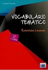 Vocabulario tematico exescicios lexicais książka z kluczem