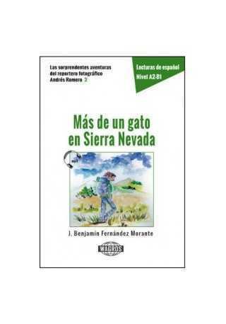 Mas de un gato en Sierra Nevada książka + CD audio