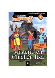 Misterio en Chichen Itza