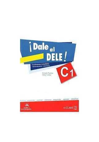 Dale al DELE C1 książka + klucz