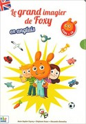 Grand imagier de Foxy en anglais książka + CD