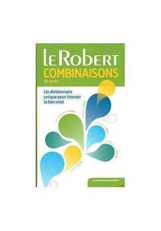 Robert Combinaisons de mots