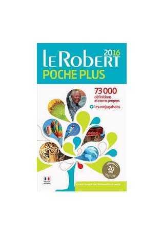 Robert de poche plus 2016