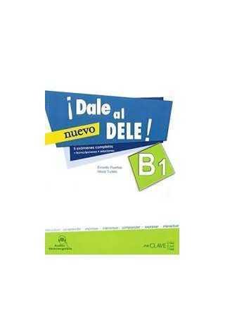 Dale al DELE B1 NUEVO książka + płyta CD