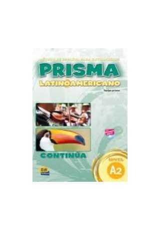 Prisma Latinoamericano A2 podręcznik